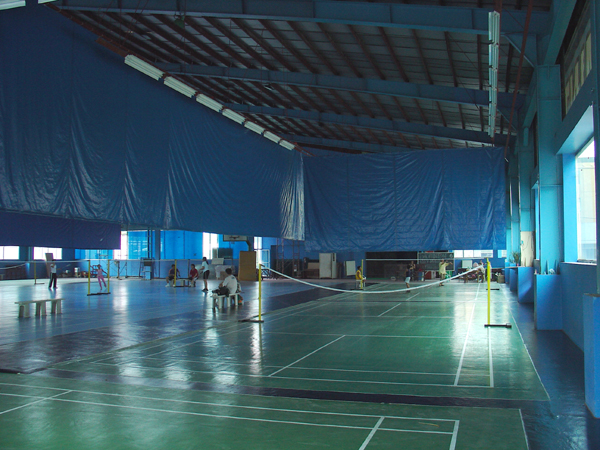 Badminton Tennis Courts Of Metro Manila Philippines